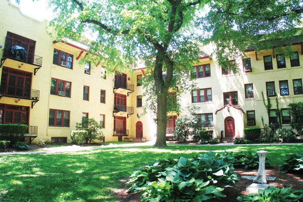 Bryn Mawr apartments for rent